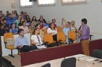 Vereadores se reúnem com educação municipal
